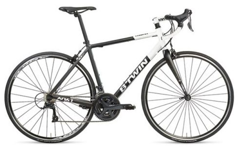 Btwin Triban Road Racing Sports Cycle with Gear
