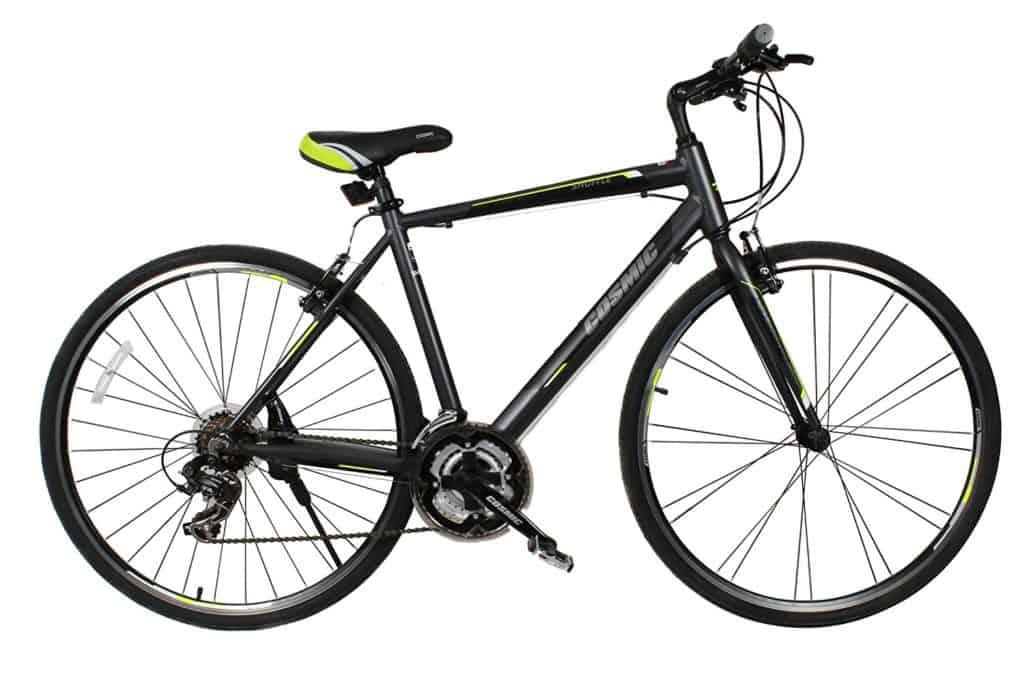 Cosmic Shuffle 700C - Hybrid cycle under 15000