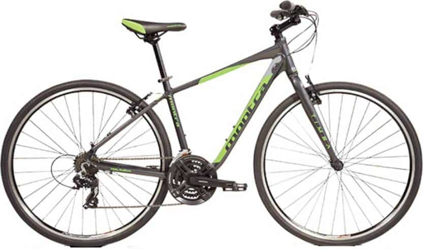 Montra Timba 1.1 - Best Hybrid cycles in India