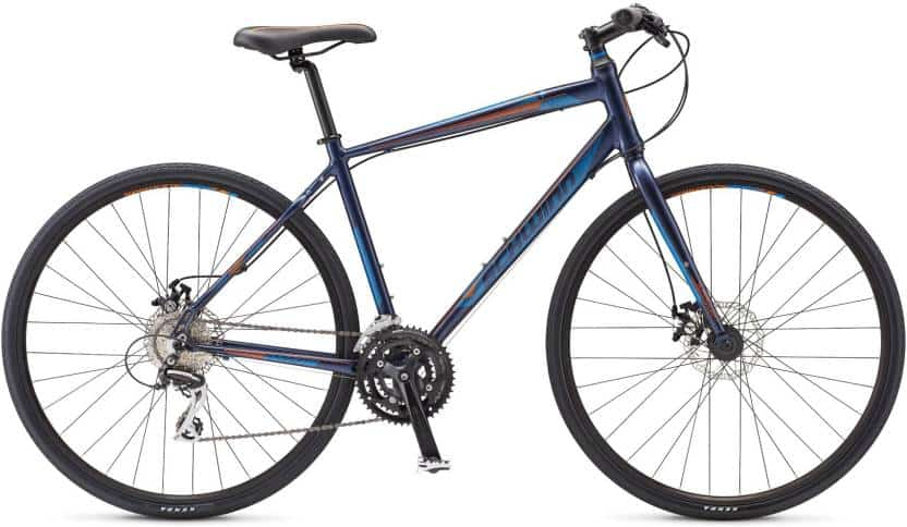 Schwinn Super Sport 2 Hybrid bicycle with Gears