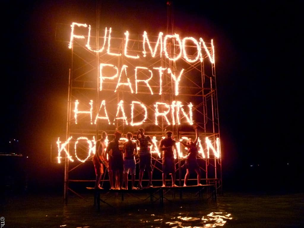 Vegan Koh Samui Guide | Full Moon Party