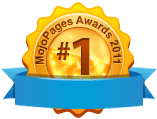 Voted #1 window cleaning company by mojopages