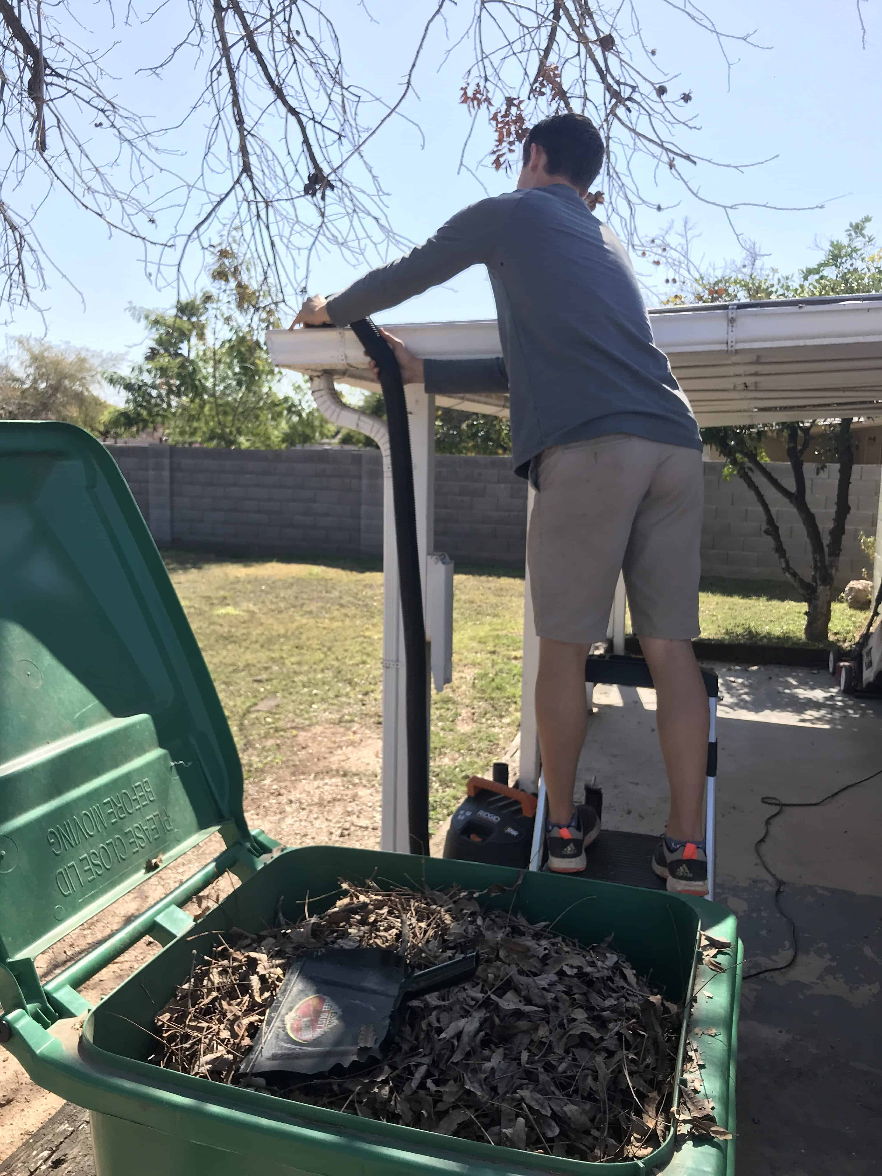 Olsen Brothers Gutter Cleaning Service in Arizona