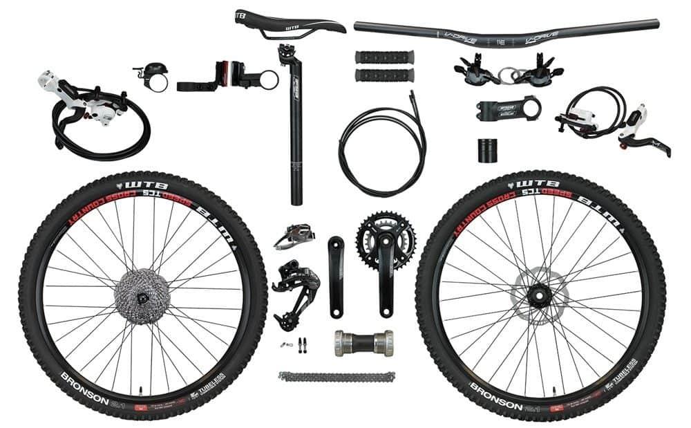 How to Build a Mountain Bike