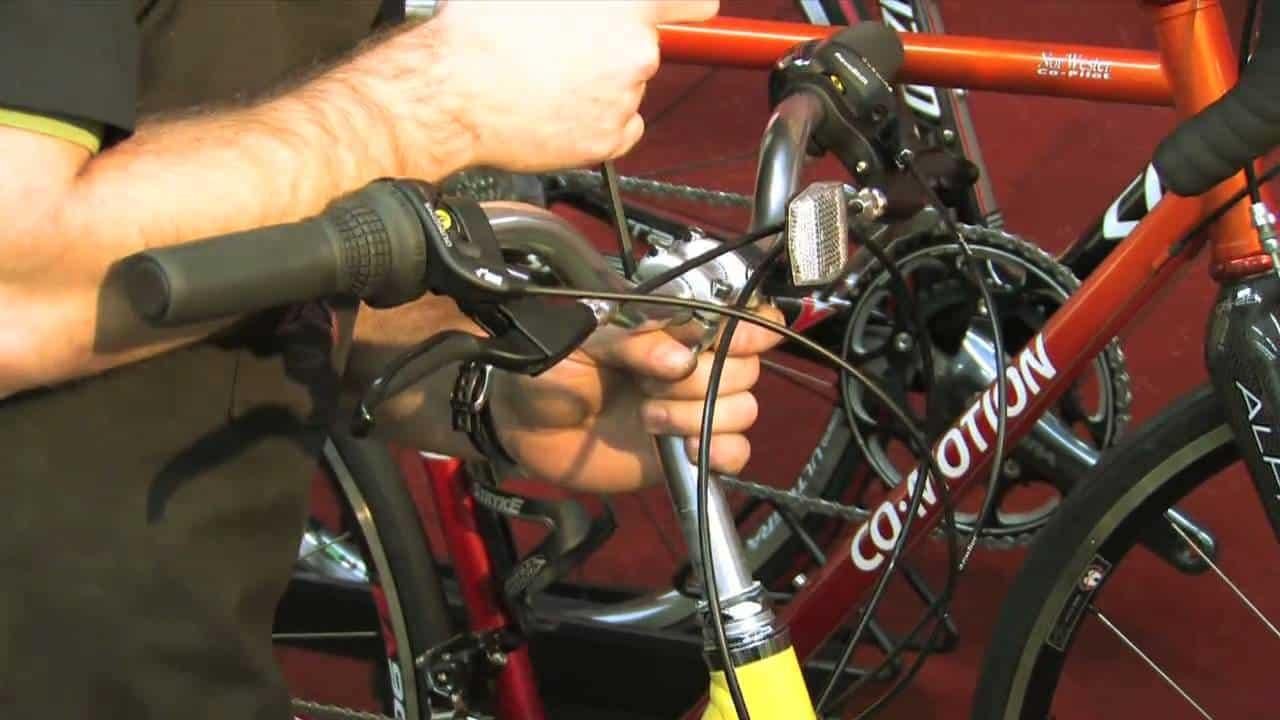 How to Raise Handlebars on a Mountain Bike