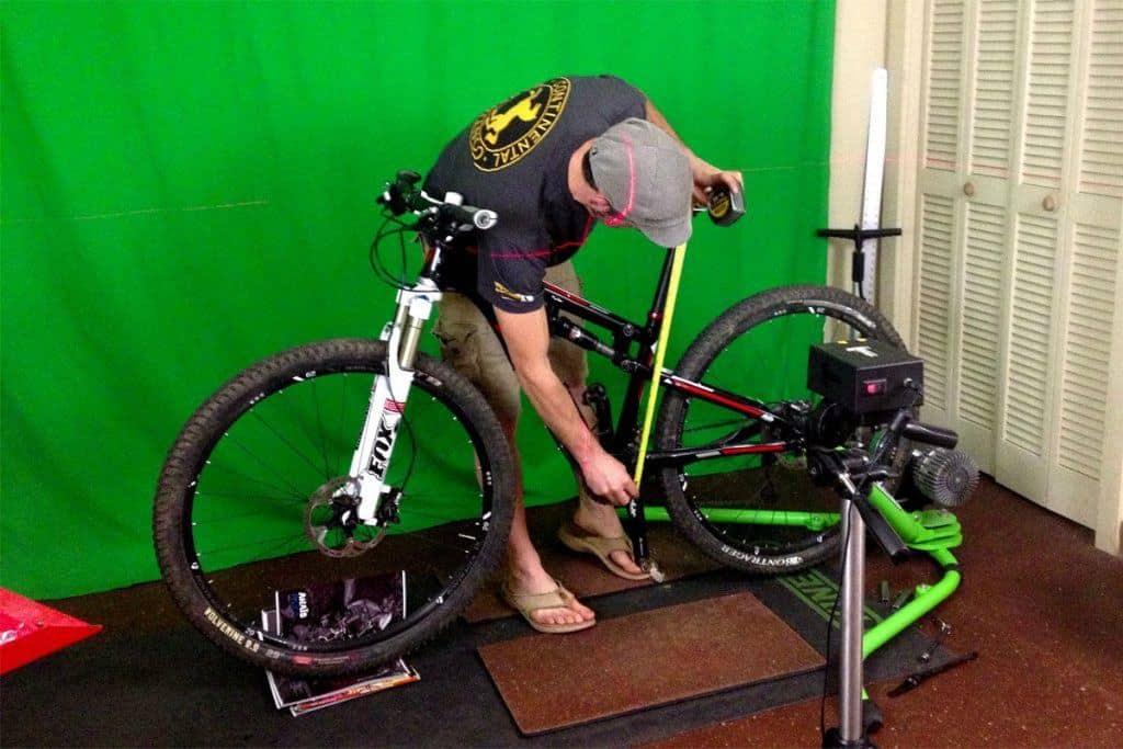 How to Measure a Mountain Bike Frame