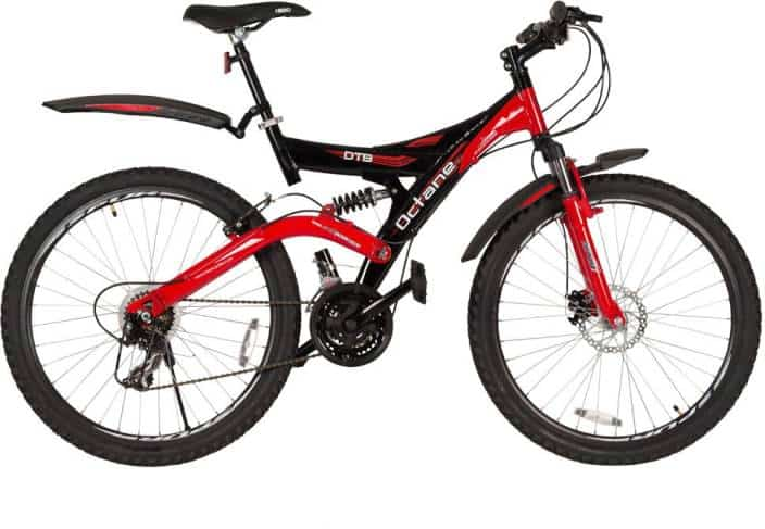 Octane DTB Plus Hero Gear Cycles with Disk Brake