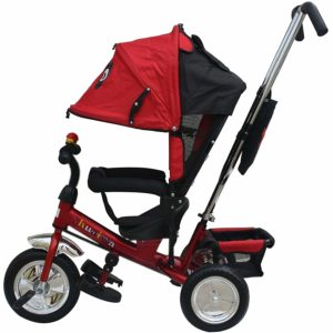 Amardeep Tricycle with Parent Handle