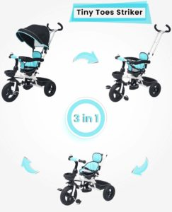 R for Rabbit Tiny Toes Striker Price & Features