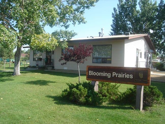photo of Blooming Prairies, a seniors lodging in Drumheller AB