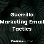 How To Use Guerrilla Marketing Tactics in Your Email Marketing