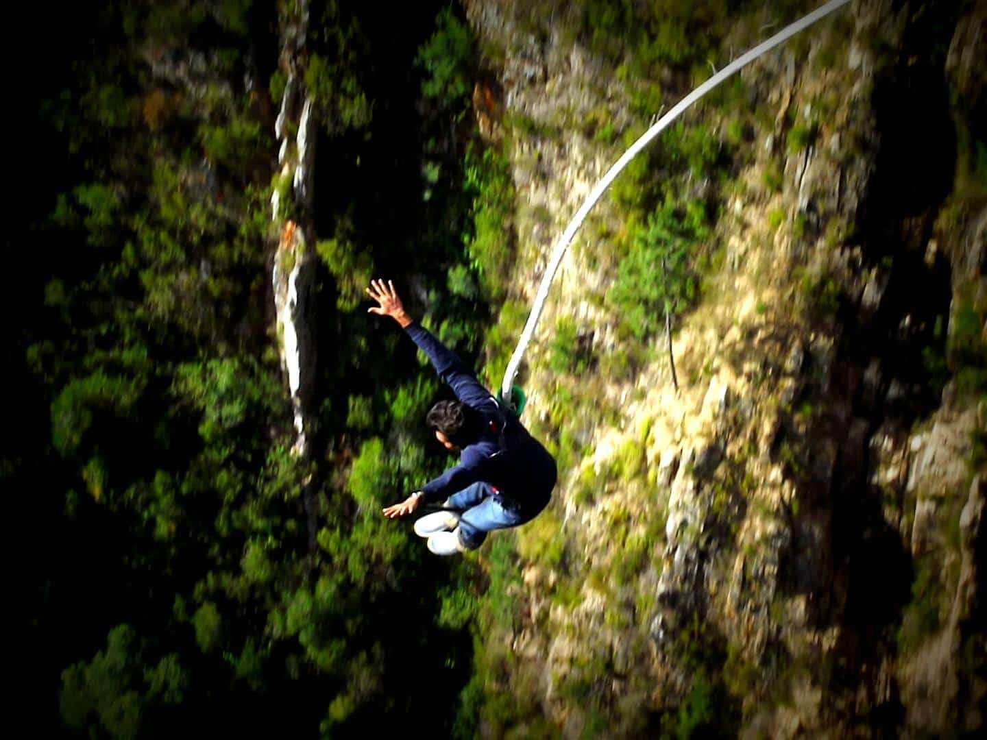 Bungee Jump | South Africa