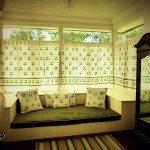 Sun bed in Rangeet Suite
