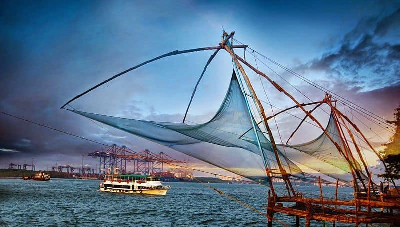 Human by Nature   Kerala Tourism   Kochi Cantilevered Nets   Gypsycouple