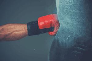 punching bag filler