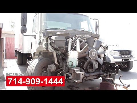 Truck Repair Shop In Orange County California