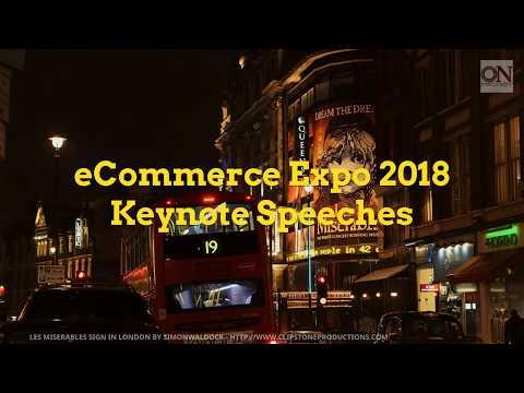 Ecommerce Expo 2018 London Keynote Speakers - ON.marketing