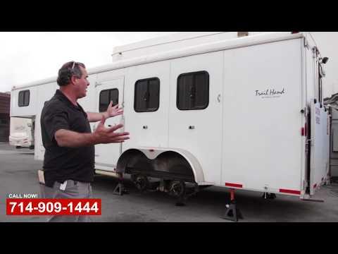 Horse Trailer Repair Service