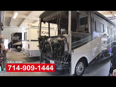 RV Repair Services Orange County CA
