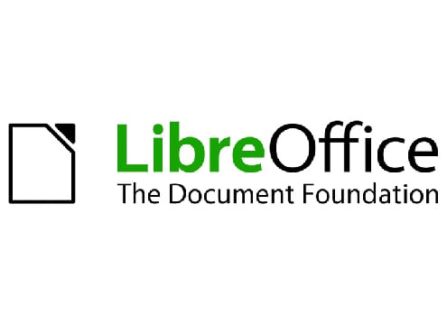 Libre office logo the document foundation microsoft alternative