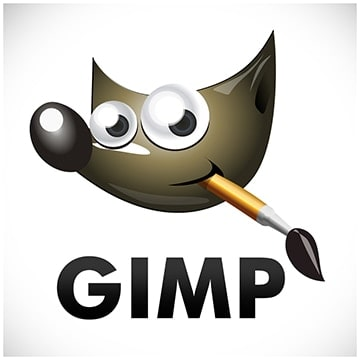 gimp logo free photoshop alternative