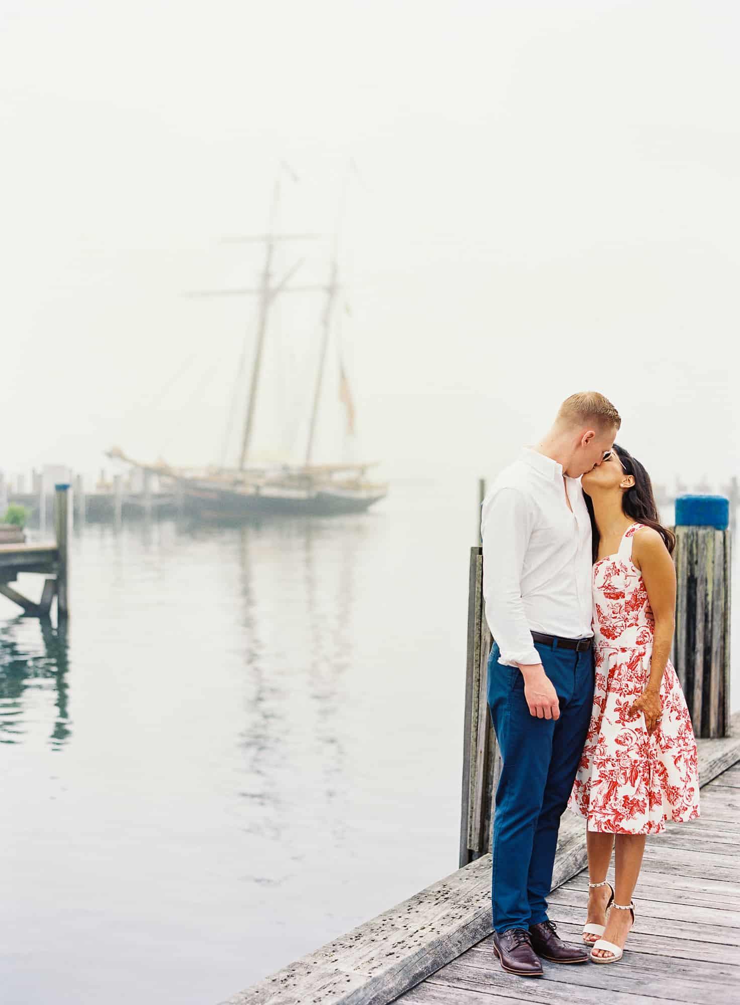 Nantucket Cru Wedding Brunch