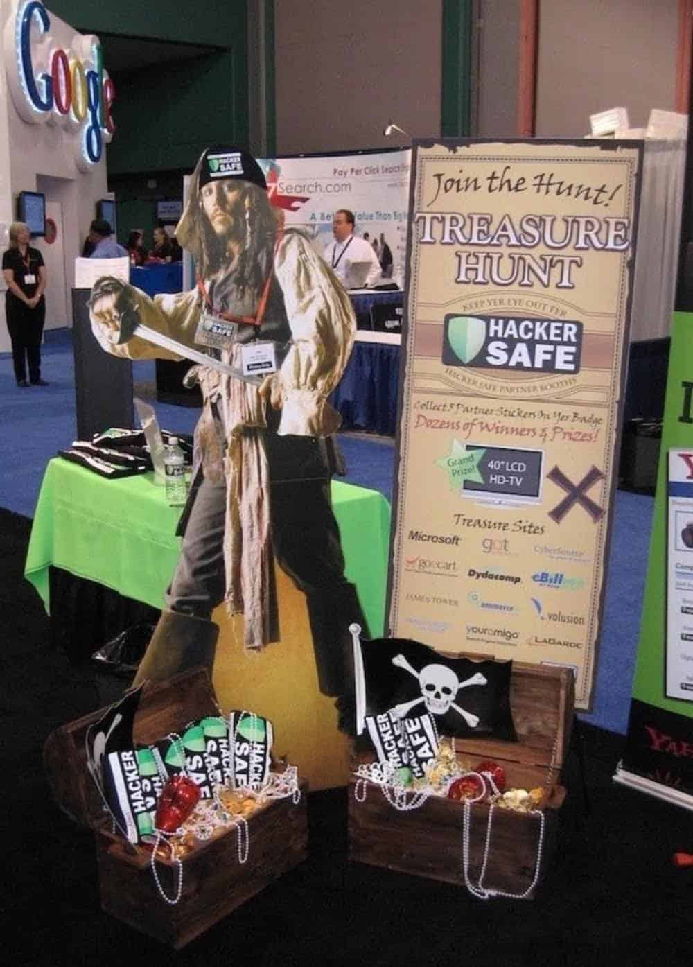 Great trade show promotions