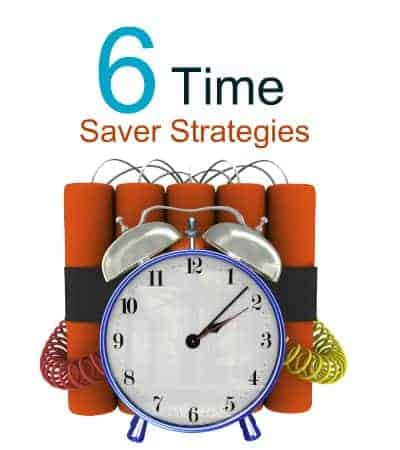 6 Time Saving Strategies for Social Media Success