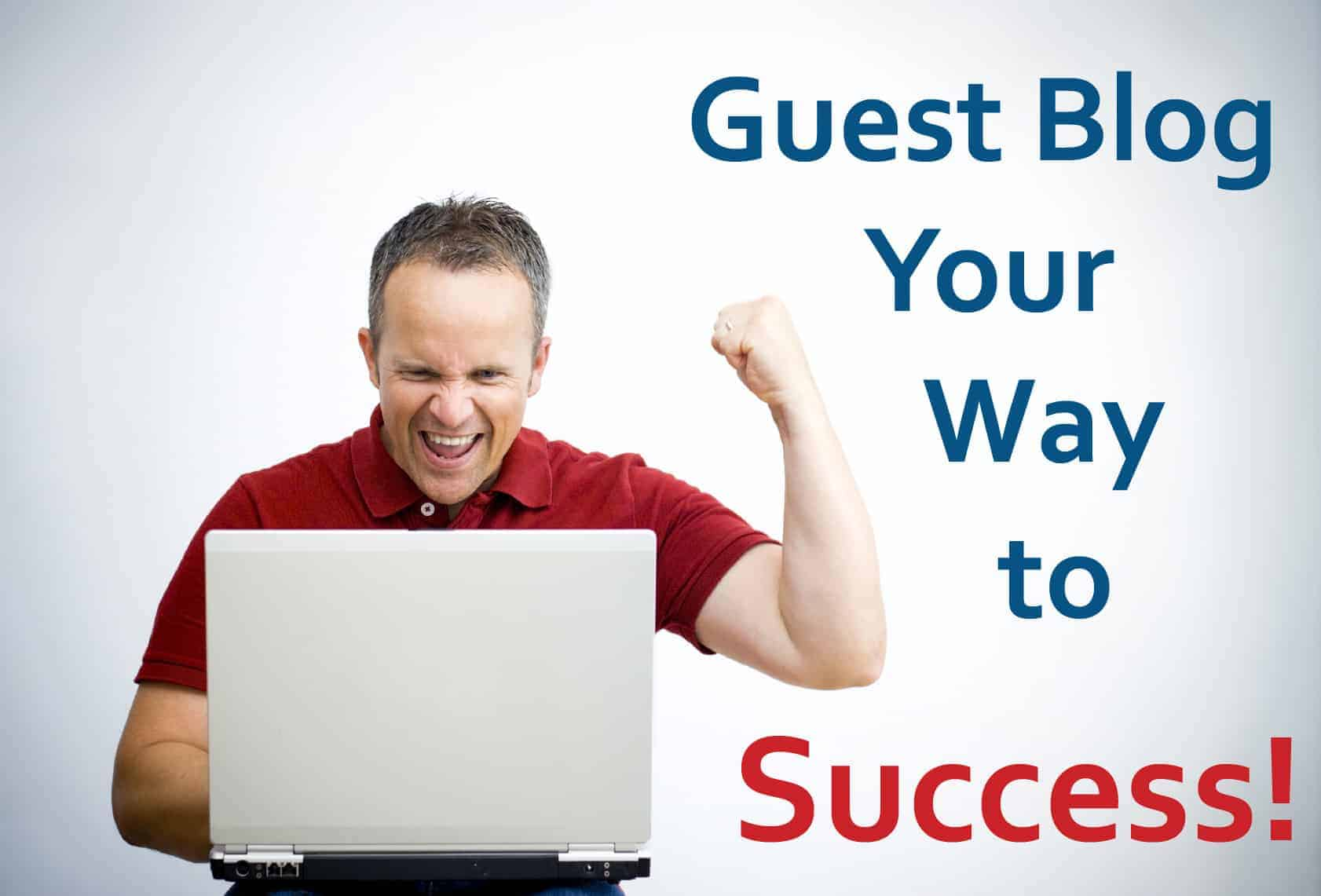 The Powerful Hidden Benefit to Guest Blogging