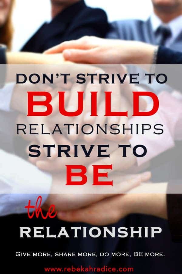 The 3 C's of Relationship Marketing