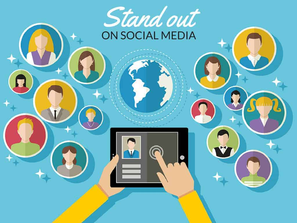 How to Create Differentiation Through Social Media
