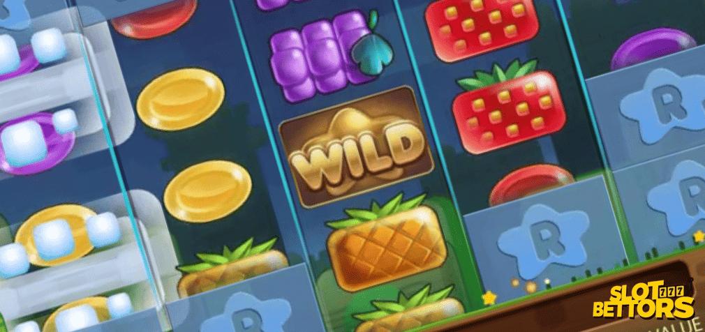 Reel Rush Slot Gameplay