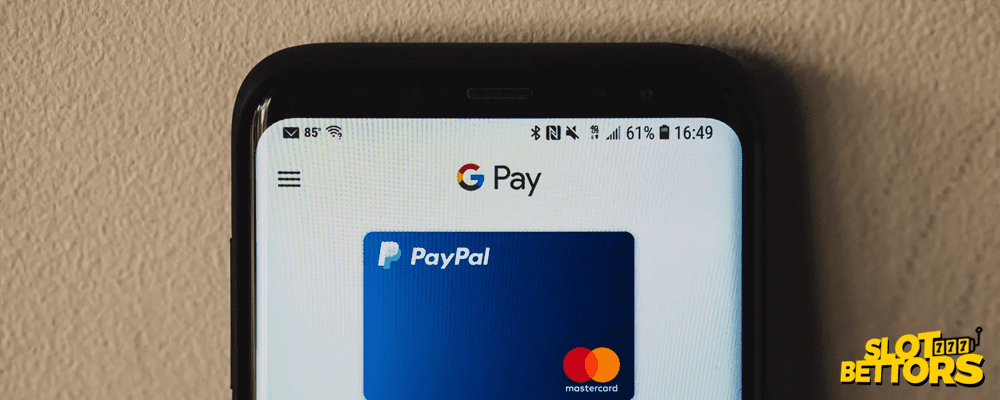 Casino Google Pay Paypal