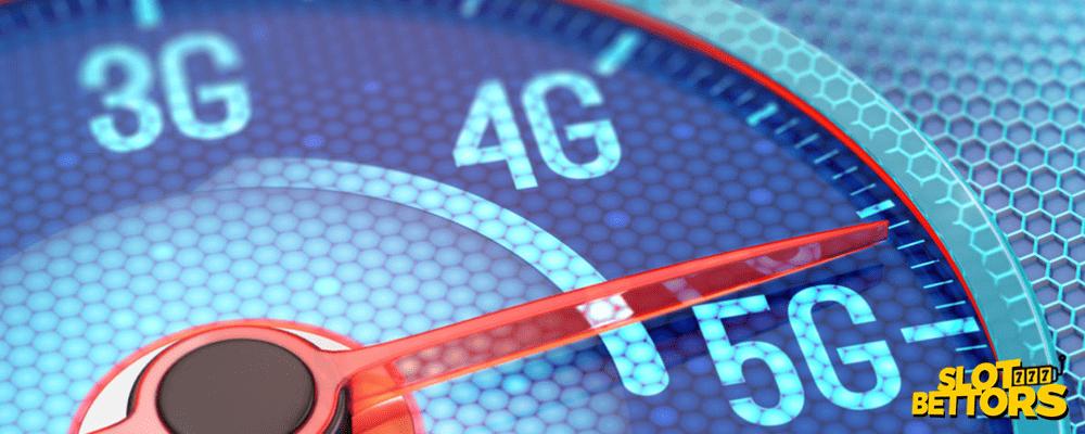 Slots Mobile Data 3G 4G 5G