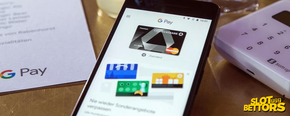 google pay mobile casino