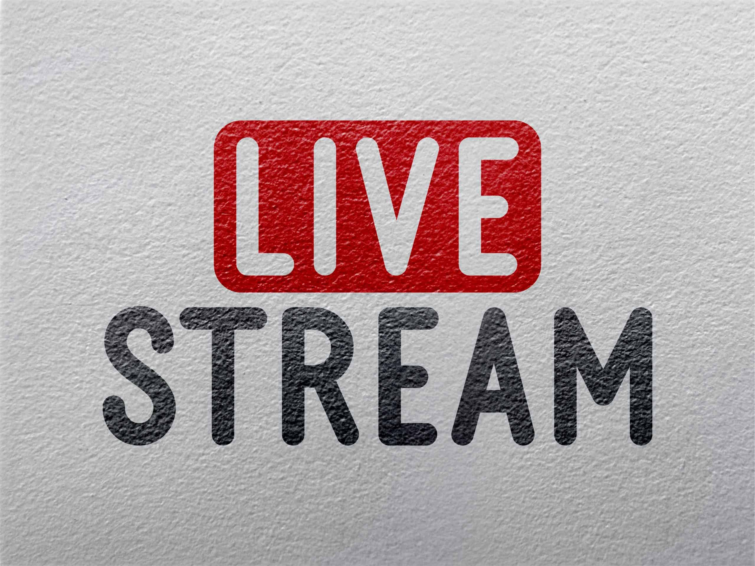 Why Live Streaming Events is Here to Stay Wildwood Live