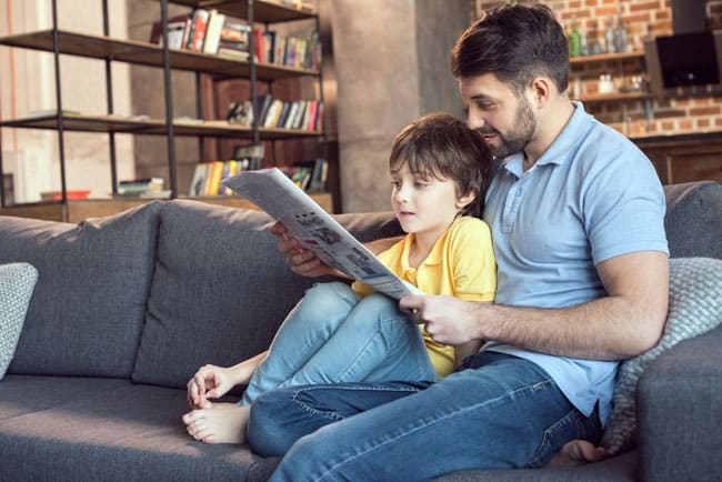 Father who has custody of a son, negotiated with the help of Edmonton divorce and separation lawyer Belal Najmeddine, who can also help people with child support, spousal support and property division legal issues.