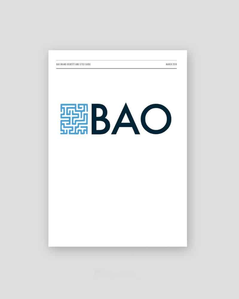 Logo Design BAO