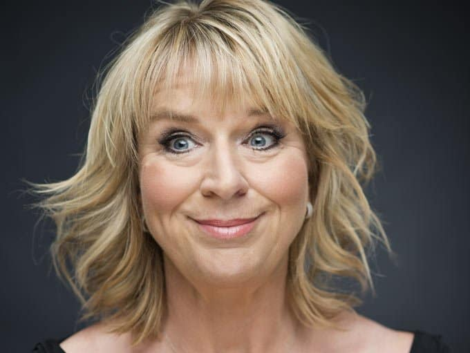 Fern Britton Portrait by Headshot London - David Locke