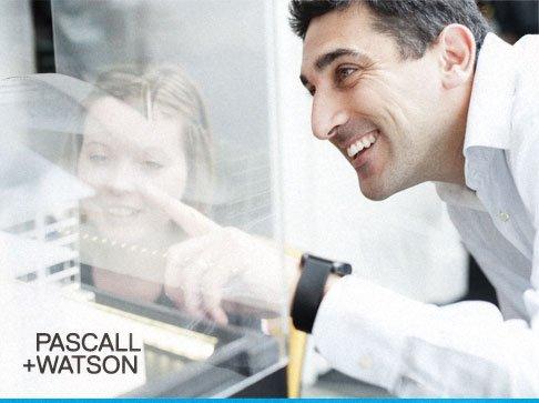 business photography pascall+watson