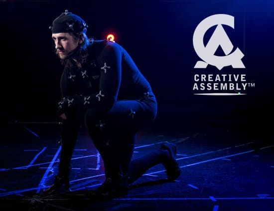 Corporate Photography for Creative Assembly