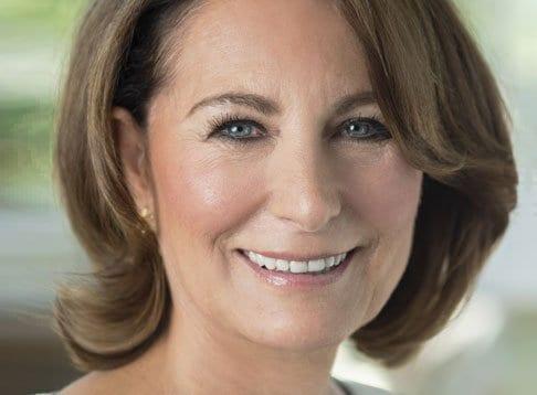 Carole Middleton Portrait