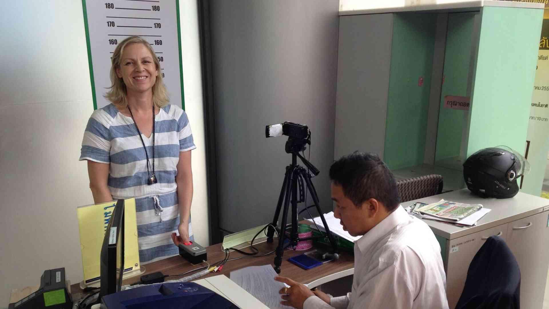 Thai citizenship through marriage to a Thai husband