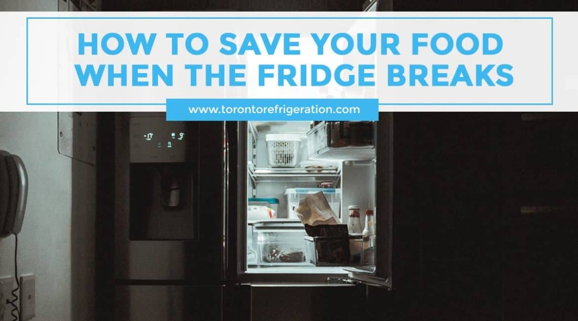How to Save Your Food When the Fridge Breaks