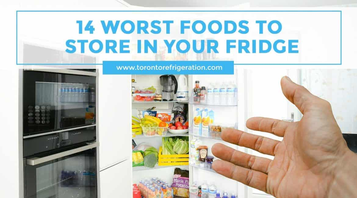14 Worst Foods to Store in Your Fridge