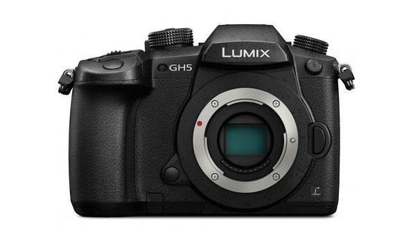 Panasonic-GH5-lumix-camera-body