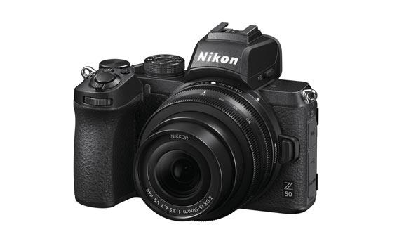 Nikon-Z-50-Mirrorless-Camera-specs