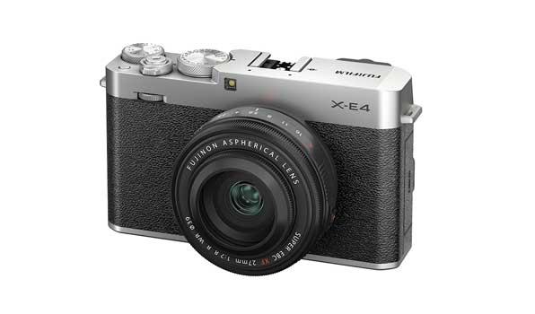 Fujifilm-X-E4-camera-specs