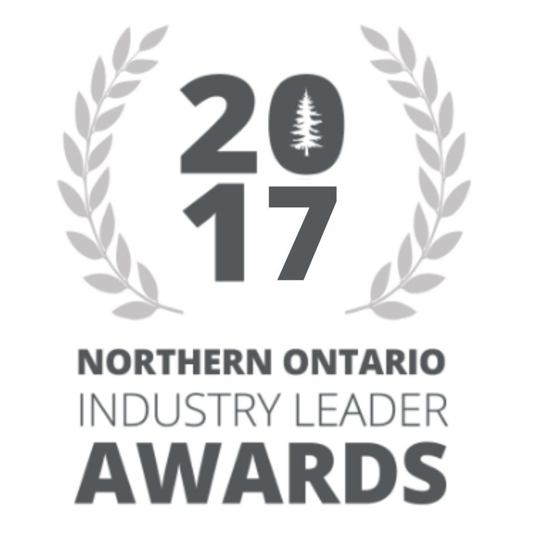 2017 Northern Ontario Industry Leader
