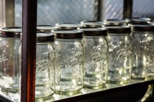 Mason jars, not just for canning!